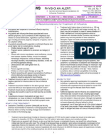 2009-10-16 Current Antiviral Recommendations for Influenza Treatment