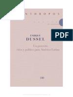 DUSSEL- Un Proyecto Etico y Politico Para America Latina