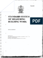 Standard System of Measuring Bulding Work RSA