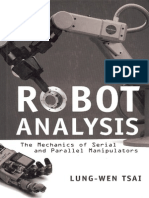 Lung-Wen Tsai - Robot Analysis