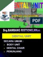 Dental Unit Dan Fungsinya