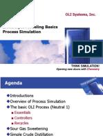 Electrolyte Modeling Basics