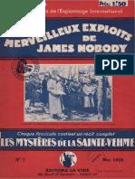 Lucieto Charles - 07/12 - Les Mystères de la Sainte-Vehme