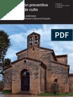 Conservación preventiva en lugares de culto