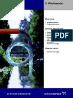 CATALOGO GENERAL Sumergibles y Efluentes - Wastewater