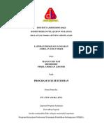 Program Sandaran 1.Muka Depan
