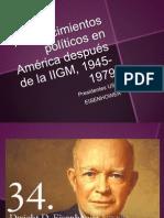 Acontecimientos políticos en América después de la IIGM EISENHOWER.pptx