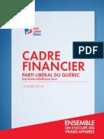 Cadre Financier Liberal