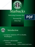 Stratergic Management Case study on Starbucks Ppt