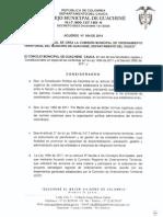 Acuerdo 004 Alcaldia de Guachene0001