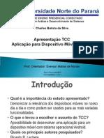 Apresentação TCC - Unopar