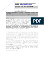Guia de Estudos de Sociologia - Resumos V.doc