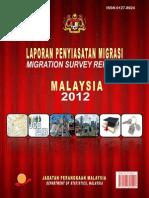 Migration Survey Report Malaysia 2012