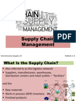 5. Supply Chain Management