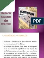 comoelaboraranunciosdeemprego-120524180148-phpapp02