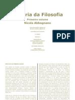 FILOSOFIA - LIVRO - Abagno, Nicola - História da Filosofia.doc
