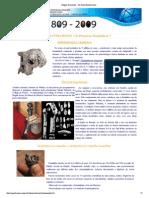 3. Etapas Evolutivas - Os Australopitecineos