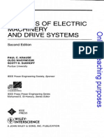 Analysis of Electric Machinery and Drive Systems - Krause- Chapter_i