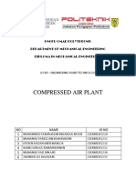 Compressed Air Plant (Engineering Plant Technology) 2014