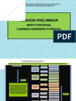 Mapa Funcional carrera de Ingeniero Forestal. Maria 3.Docx