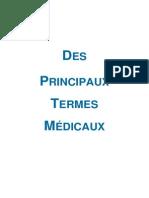 Principais Termos Médicos