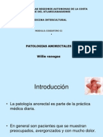 Patologiaanorectales Presentacion Hoy