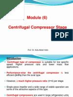 NewLecture8 Centrifugal Compressors