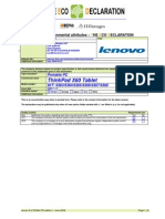 Ibm Lenovo Thinkpad x60-Tablet Service Info