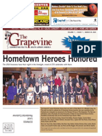 The Grapevine, March 19, 2014