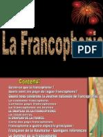 Proiect Francophonie ppt