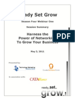 Business Networking Whitepaper