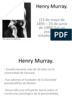 henry murray exposicion