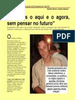 Entrevista Wilson Estevanovic Neto