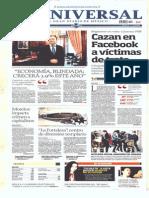 Gcpress Mar 18 Marzo 2014 Portadas Medios Nacionales