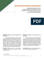 didáctica de las artes visuales una proposición-1