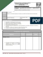 PLAN Y PROGRAMA 5º PERIODO 2013 - 2014