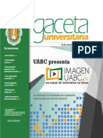 Gaceta 321