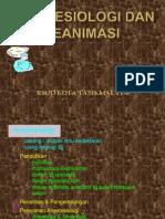 Anestesi Peri Operative