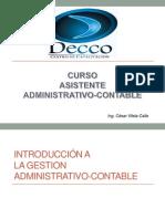Administrativo-Contable