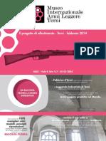 BROCHURE Museo Internazionale Armi Leggere