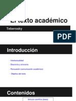 El_texto_académico