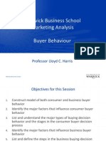 Lecture 7 Buyer Behaviour1