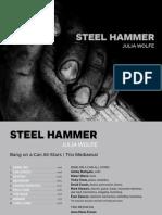 CA21099 Steel Hammer Digital Booklet
