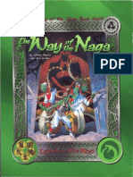 L5R - The Way of the Naga
