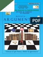 Revista Argumentos No 3
