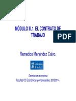 Módulo III. Derecho de la empresa _(1_)