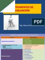 INSTRUMENTOS DE EVALUACIÓN-SESIÓN 3