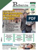 La Padania 08/03/2014