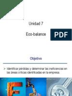 Presentación eco-balance