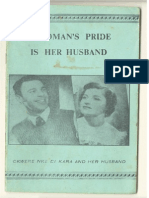 A womans pride is her Husband